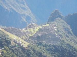 Sun Gate of Machu Pichhu